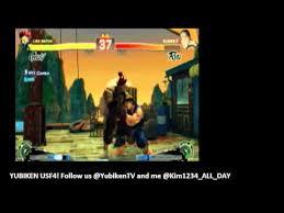 usf4 aa st mk bo test on ryu and