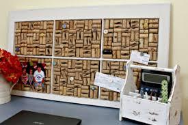 DIY Window Cork Board Project