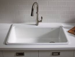 sinks top mount sink overmount bathroom sink faucets long curved white stunning top mount