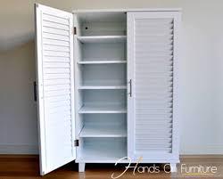 white shoe cabinet furniture. Brand New White Louvre Door Shoe Storage Cabinet/Cupboard Cabinet Furniture