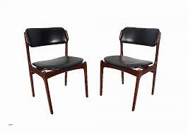 recliner slipcover pattern lovely chair fabulous 6 teak dining chairs erik buch danish modern od