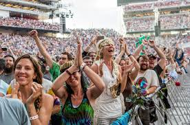 Soldier Field Seating Chart Grateful Dead 2015 As Grateful Dead Exit A Debate Will Not Fade Away The New
