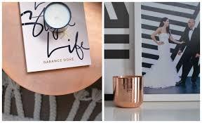 Pink And Grey Bedroom Bedroom Makeover Grey Copper Pink Flat 15 Design