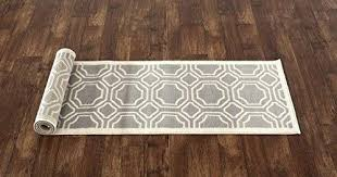 gray geometric kitchen runner modern geometric area rug runner 2 x gray kitchen nightmares season 7