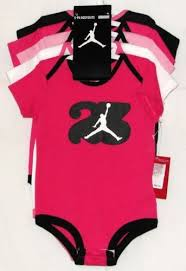 Baby Girl Jordan Clothes Beauteous Baby Girl Air Jordan In Baby Toddler Clothing EBay Baby
