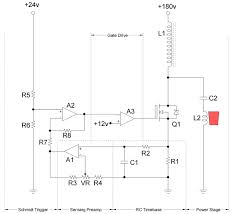 induction heater circuit additionally induction heater circuit
