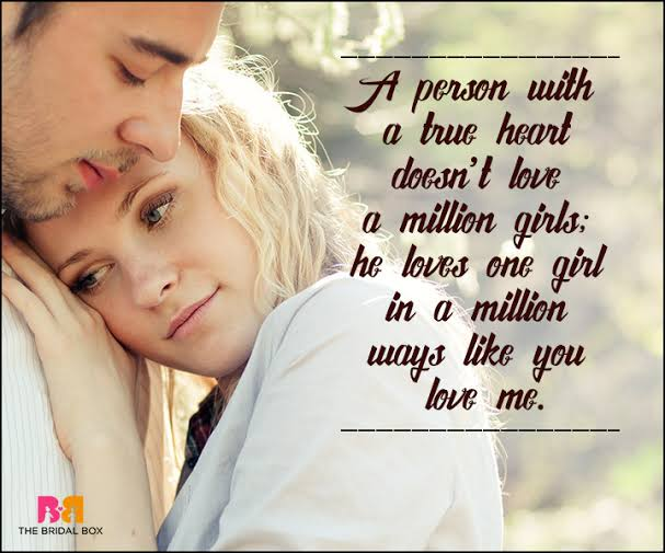love sms for him from the heart