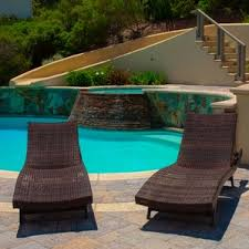 image outdoor furniture chaise. mathena adjustable chaise lounge set of 4 image outdoor furniture