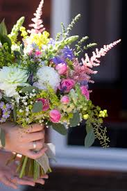 garden bouquet. David Austin Garden Rose Bouquet White | Country Wedding