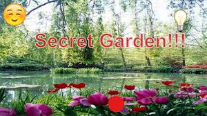 14 secret garden ideas