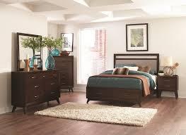 coaster 205041q 2 3 4 carrington queen bedroom set w dresser
