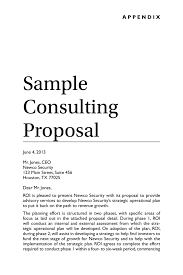 It Consulting Proposal Template 24 Images Of Business Consulting Proposal Template Leseriail 6