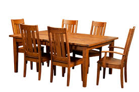 amish jacoby dining room set