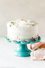 2 Floor Cake Design 6 Inch Cake Recipes Sallys Baking Addiction