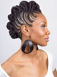Image result for natural hair styles