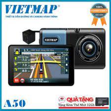 Camera Hành Trình Vietmap A50 Tặng Kèm Thẻ Nhớ 32GB giá cạnh tranh