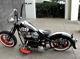 bobber chopper panhead covers hard tail youtube