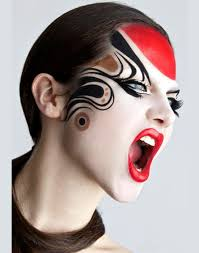 beat face painting art