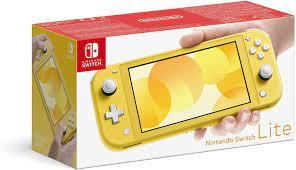 Nintendo Switch Lite Console, Geel ...