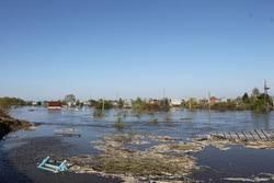 Паводок в Ишиме хотят продать по объявлению — фото