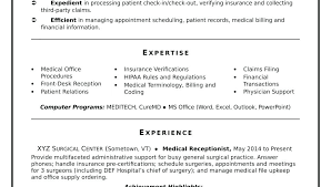 Medical Assistant Job Outlook Sample Resume For First Beautiful