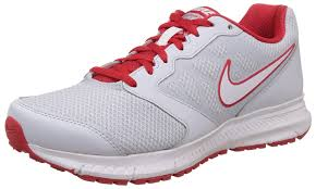 nike shoes white and red. nike men\u0027s down-shifter running shoes: buy online at low prices in india - amazon.in shoes white and red e