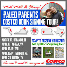 paleo parents are hitting the road again the costco tour