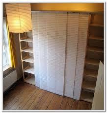 ikea panel curtains closet google search