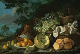 still life painting in southern europe essay   the afternoon meal la merienda