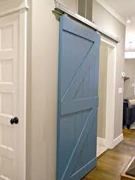 captivating grey wooden sliding barn doors menards with chrome metal track design