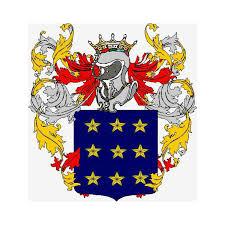 Blanco familie Heraldik Genealogie Wappen Blanco