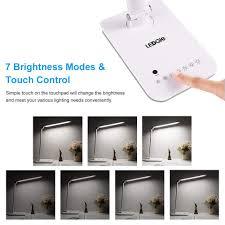 Normande Lighting Gp5 3268 Manual Amazon Com Ledgle Led Desk Lamp 9w Eye Caring Foldable