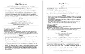 It Manager Resume Samples Manager Resume Template Free Samples ...