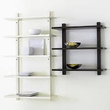 wooden wall shelving units shelf unit wood