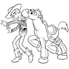 Toy Story Kleurplaten Kleurplatenpaginanl Boordevol Coole