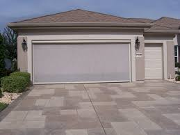 garage screen door slidersSliding Garage Door Screens Kits