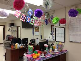 office birthday decorations. 12 Best Images About Office Birthday Decorations On Pinterest