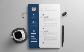Resume Design Template Graphiceat