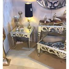 greek style furniture. interesting style greek style mirrored console table silver wood trim intended furniture 7
