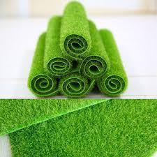 2size artificial grass carpet