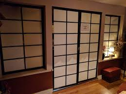Shoji Doors to Asian Spa
