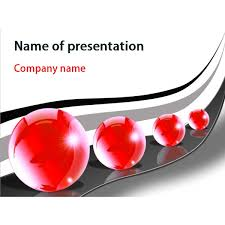 Free Business Portfolio PowerPoint Template Pinterest