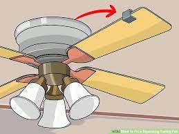 ceiling fan making noise ceiling fan making humming noise image titled fix a squeaking ceiling fan