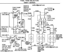 Charming ford bronco fuel pump wiring diagram contemporary best