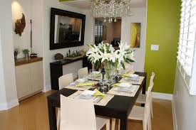 decorate a dining room. Modern Small Formal Dining Room Decorating Ideas For Walls Decorate A