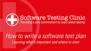 start test how to write a software test plan mot