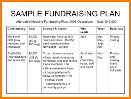 Fundraising Plan Template 8 Fundraising Plan Example Reptile Shop Birmingham