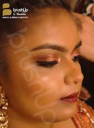 aka glowing on her sangeet done by our head of makeup artist vanshika chawla she