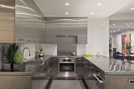Rectangle Kitchen Stainless Steel Kitchen Cabinets Steelkitchen