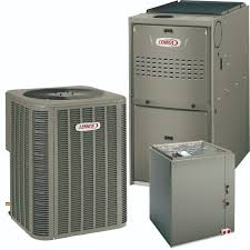 lennox system. lennox merit 14hpx 4.0 ton single stage heat pump with el180 furnace system